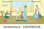 special type recreational... | Shutterstock .eps vector #1694584228