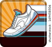 shoes  | Shutterstock .eps vector #169458506