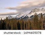 Breathtaking  Huge Mountain...