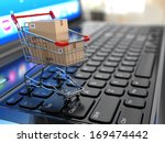 E Commerce. Shopping Cart With...