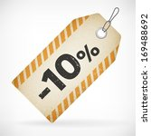 realistic paper 10  sale off...