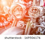 Brilliant Headlight Motorcycle...