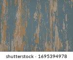 wood texture background. retro... | Shutterstock .eps vector #1695394978