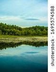Hudson River Upstate New York...