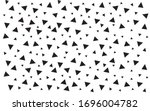 triangle abstract mosaic... | Shutterstock .eps vector #1696004782