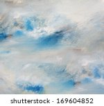 Sky  Artistic Background Oil...
