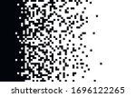 pixel gradient speed seamless... | Shutterstock .eps vector #1696122265