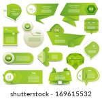 modern infographics options... | Shutterstock .eps vector #169615532