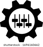 customisation icon  vector...   Shutterstock .eps vector #1696160662