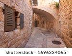 Jerusalem  Narrow Streets Of...