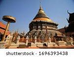 Lampang  Thailand   January 01  ...