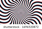 abstract hypnotic background....   Shutterstock .eps vector #1696520872