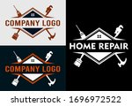 modern home design innovation...   Shutterstock .eps vector #1696972522
