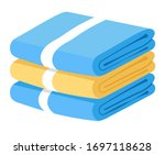 kitchen  beach and bath stacked ... | Shutterstock .eps vector #1697118628
