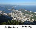 rio de janeiro | Shutterstock . vector #16971988