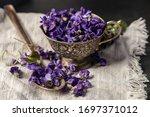 Violet Violets Flowers Bloom In ...