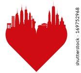 New York Love Heart. I Love New ...
