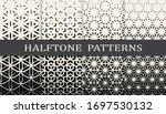 seamless geometric pattern... | Shutterstock .eps vector #1697530132