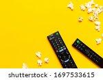 Black Tv  Audio Remote Control...