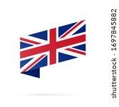 britain flag state symbol...