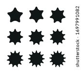 stars rounded five yo thirteen... | Shutterstock .eps vector #1697991082