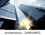 office building as the... | Shutterstock . vector #169814852