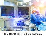Artificial Lung Ventilation...