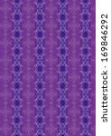 a variety of purple decorative... | Shutterstock .eps vector #169846292