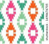 aztec elements. ethnic boho...   Shutterstock .eps vector #1698676705