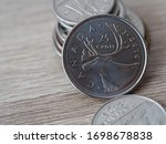 Canadian Silver Coin Worth 25...