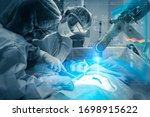 Operating Room Doctor Or...
