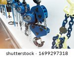 assembly and traction mechanism....   Shutterstock . vector #1699297318