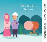 illustration graphic vector of...   Shutterstock .eps vector #1699297825