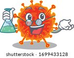 riboviria smart professor...   Shutterstock .eps vector #1699433128
