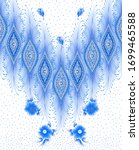 Digital Abstract Pattern For...