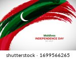 happy independence day of... | Shutterstock .eps vector #1699566265