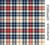 plaid seamless pattern | Shutterstock .eps vector #169956812