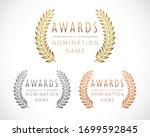 awards logo collection....   Shutterstock .eps vector #1699592845