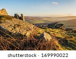 Rock Formations At The...