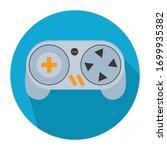 illustration of video game...