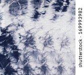 material dyed batik. shibori | Shutterstock . vector #169993982