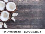 Coconut Halves  Coconut Pieces...