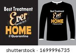 best treatment ever home... | Shutterstock .eps vector #1699996735