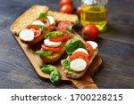 Bruschetta With Tomatoes ...