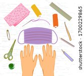 Workshop On Sewing A Medical...