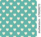 vector seamless pattern with... | Shutterstock .eps vector #170028272