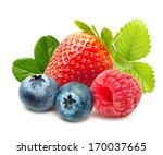 Raspberry  Strawberry And...