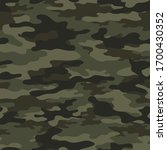 texture army camouflage... | Shutterstock .eps vector #1700430352