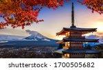 Beautiful Landmark Of Fuji...