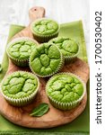 Vegan Salty Spinach Muffins For ...